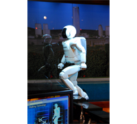 Disneyland park guests can now experience the all-new version of ASIMO at a 15-minute live show.