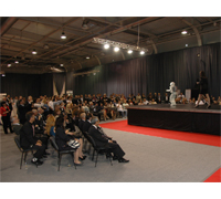 ASIMO's first appearance in Bulgaria – VIP evening.