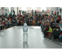 ASIMO at the Czech Science Centre