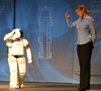 Schools across the United States have the opportunity to win a visit from ASIMO.