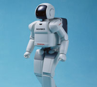 New technology features have been announced for ASIMO.
