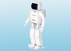 Build your very own ASIMO Papercraft model
